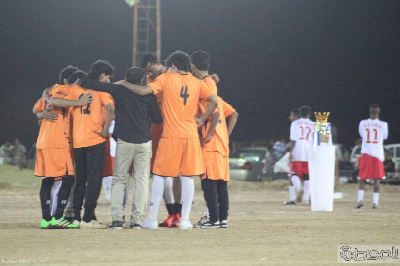 ساحل عسير السحاب يتوّج بطل لدورة الخليج الخامسة (11)
