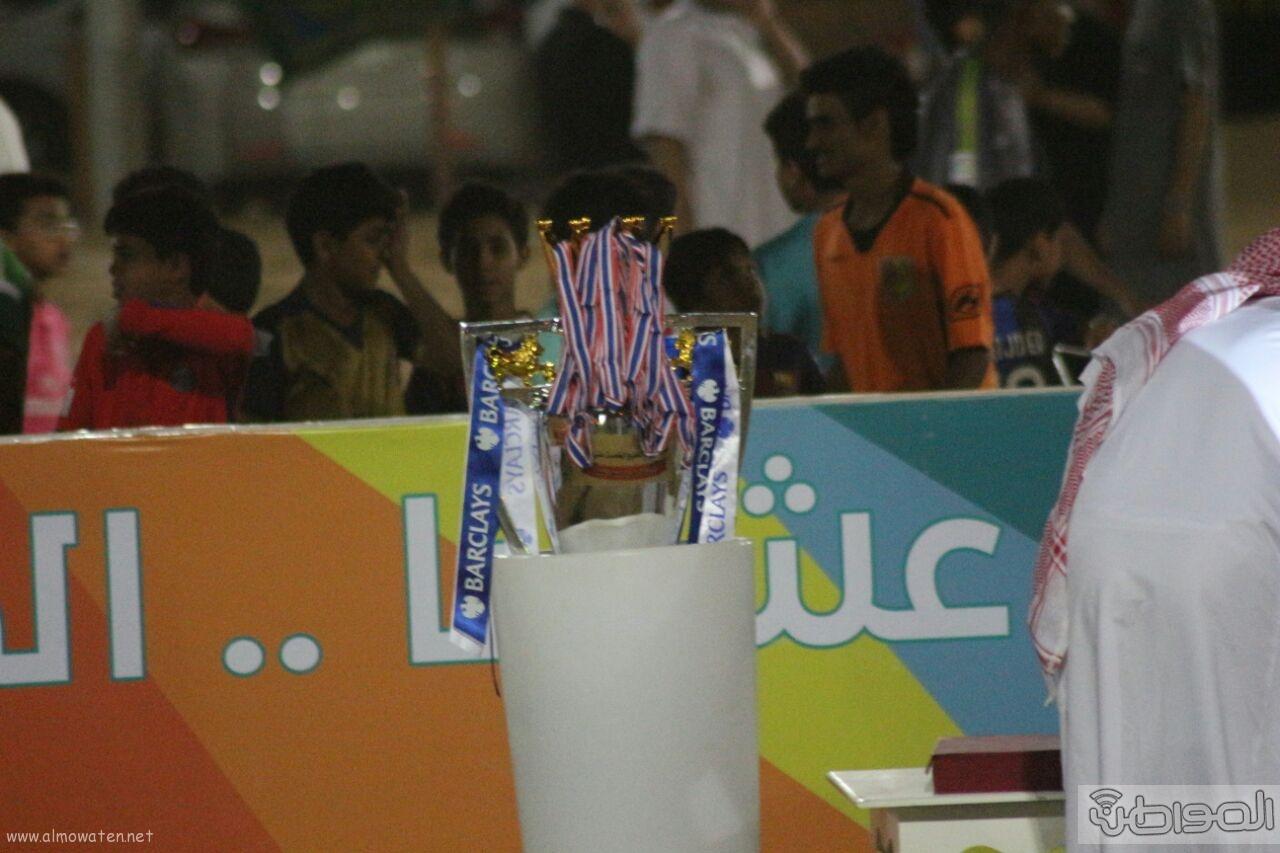 ساحل عسير السحاب يتوّج بطل لدورة الخليج الخامسة (12)