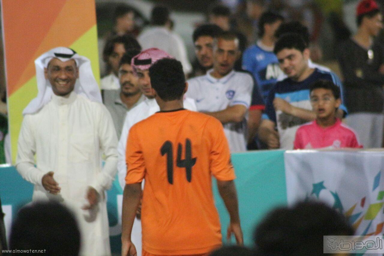 ساحل عسير السحاب يتوّج بطل لدورة الخليج الخامسة (14)