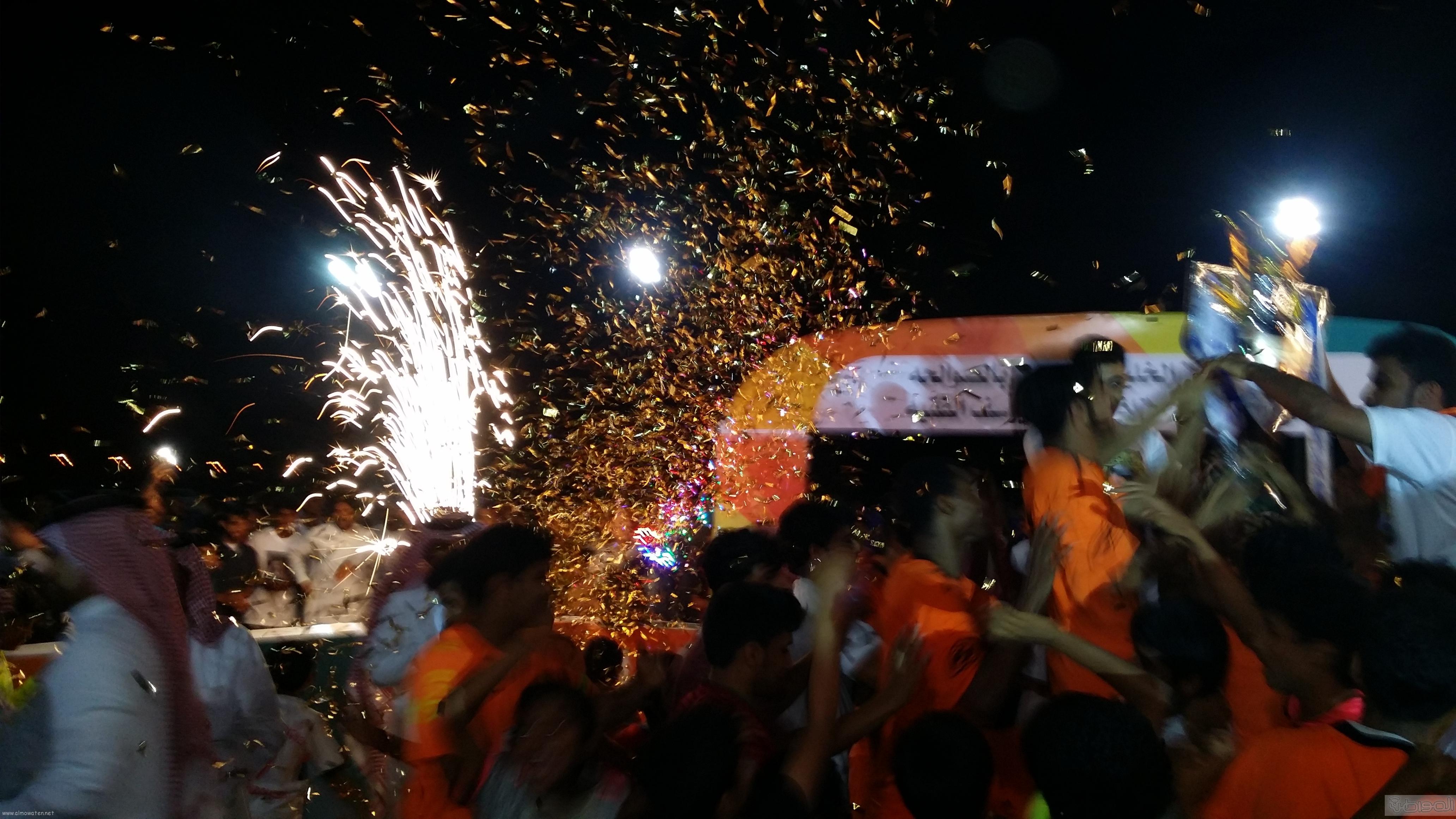 ساحل عسير السحاب يتوّج بطل لدورة الخليج الخامسة (5)