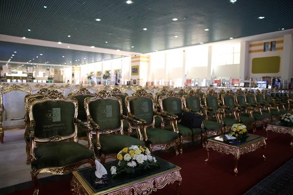 سارة بنت عبد الله ترعى الاحتفالية العاشرة بتخريج 2597 من طالبات جامعة الجوف (5)