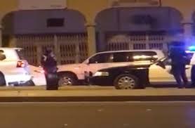 بالفيديو.. فتاة تحمل ساطوراً وتغلق أحد الشوارع في بريدة - المواطن