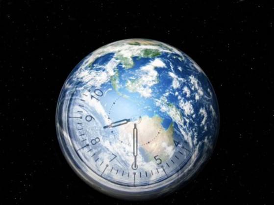 ساعة-الأرض