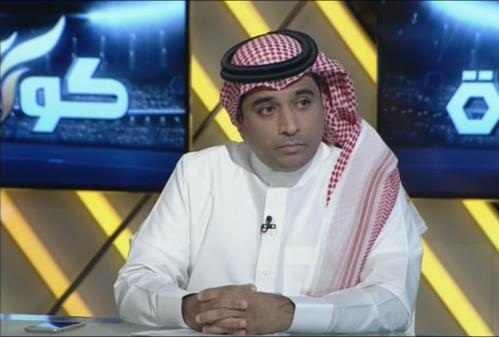 سالم الأحمدي مدير المركز الإعلامي بالنادي