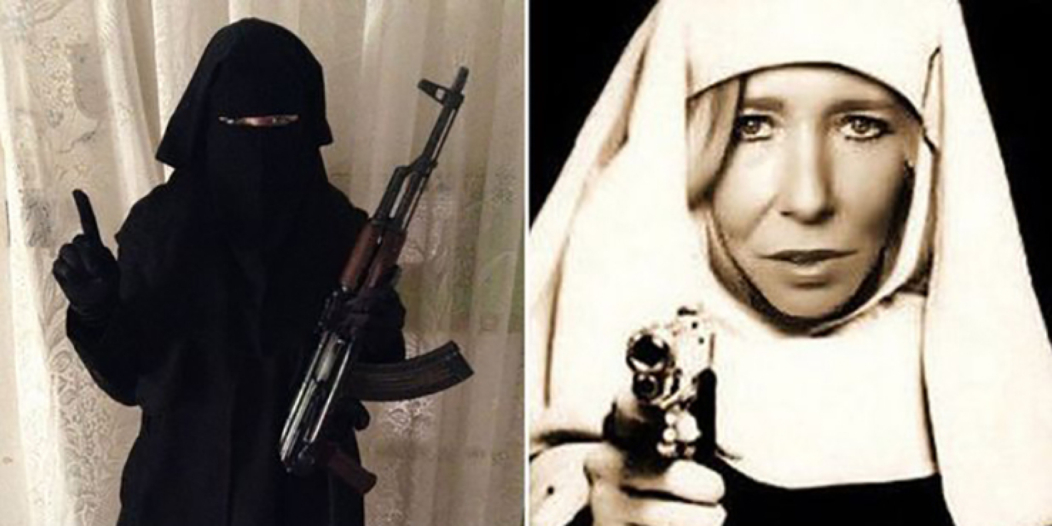 تأكيد مقتل سالي جونز حسناء داعش البريطانية