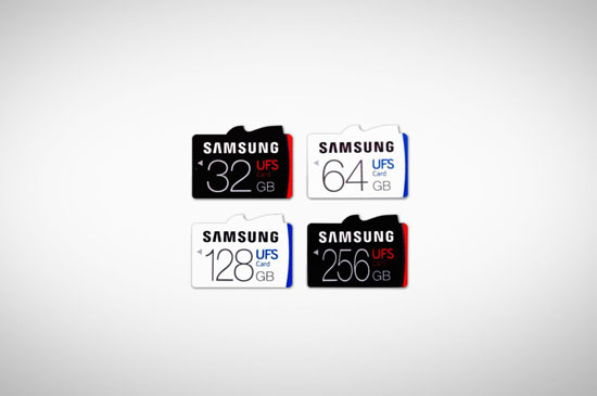 سامسونغ تكشف عن بطاقات ذاكرة بسعة تصل إلى 256 غيغابايت (2)