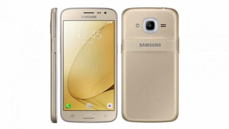 سامسونغ تكشف عن هاتفها الجديد Galaxy J2 بكاميرا 8 ميجا بيكسل
