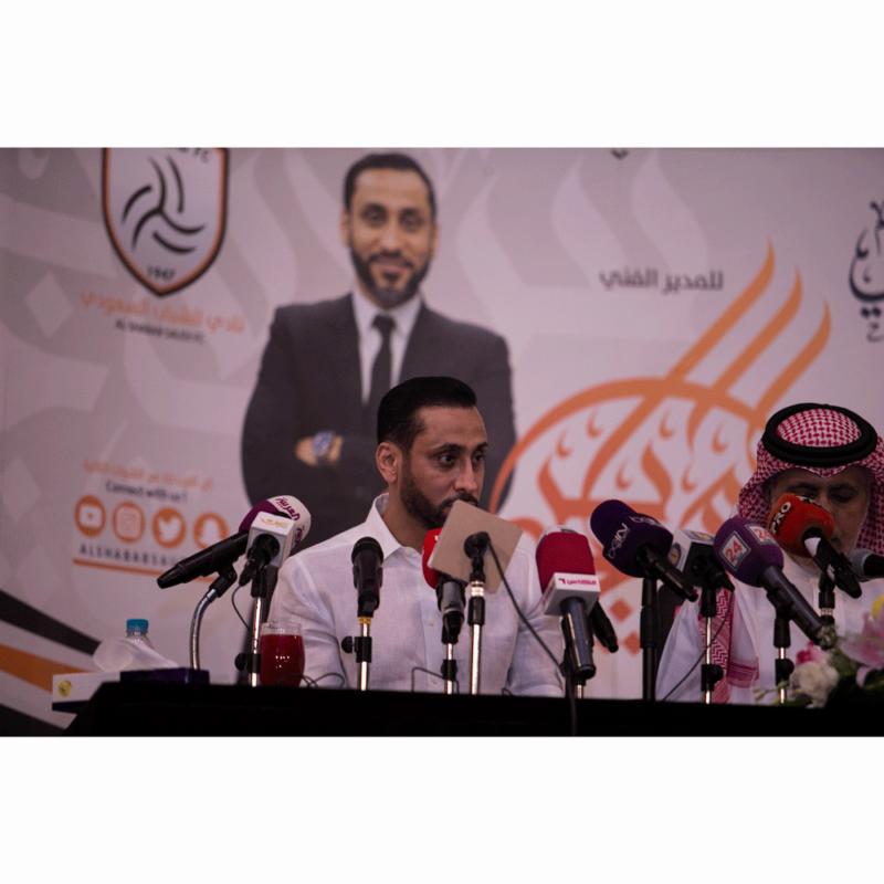 سامي الجابر في اول مؤتمر له (359631158) 