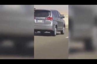 فيديو ترند.. سيارة ساهر تتجاوز السرعة النظامية - المواطن
