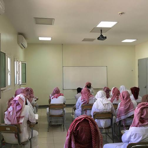 سجون منطقة عسير يؤدون الامتحانات للفصل الدراسي الثاني