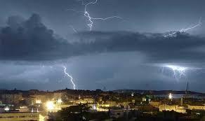 طقس السبت.. أمطار رعدية ورياح نشطة على معظم المناطق - المواطن