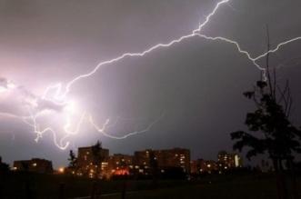 اثنين ممطر مع أتربة مثارة على الرياض والشرقية - المواطن