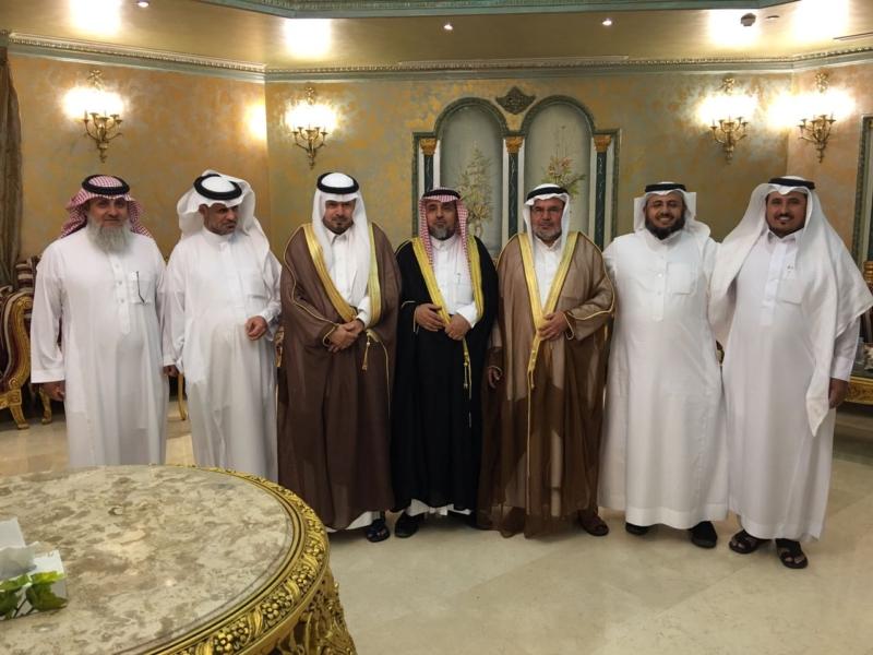 سرة آل ناشط تحتفل بزواج سعيد (4)