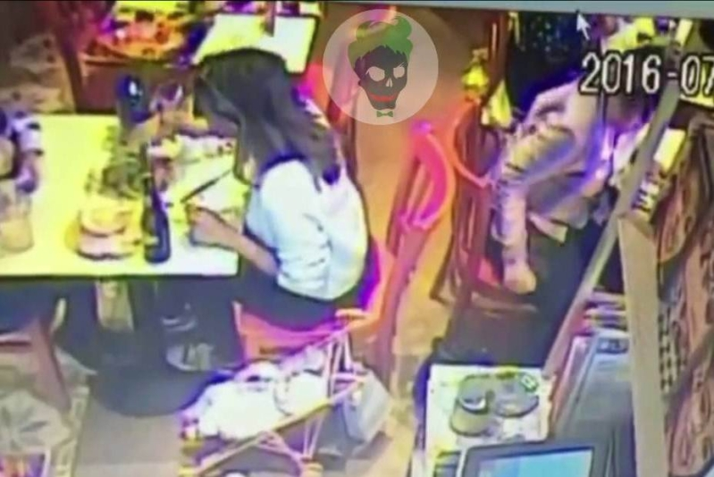 سرقة حقيبة فتاة عربية في أحد مطاعم لندن