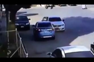 شاهد.. خدعة شيطانية جديدة لسرقة سيارات الرياض في وضح النهار! - المواطن