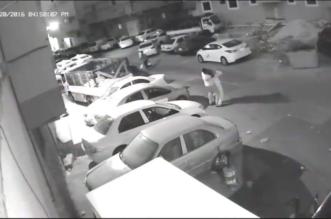 شاهد.. ذكاء رجل ينقذه من السرقة في الرياض - المواطن