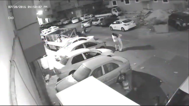 سرقة في الرياض