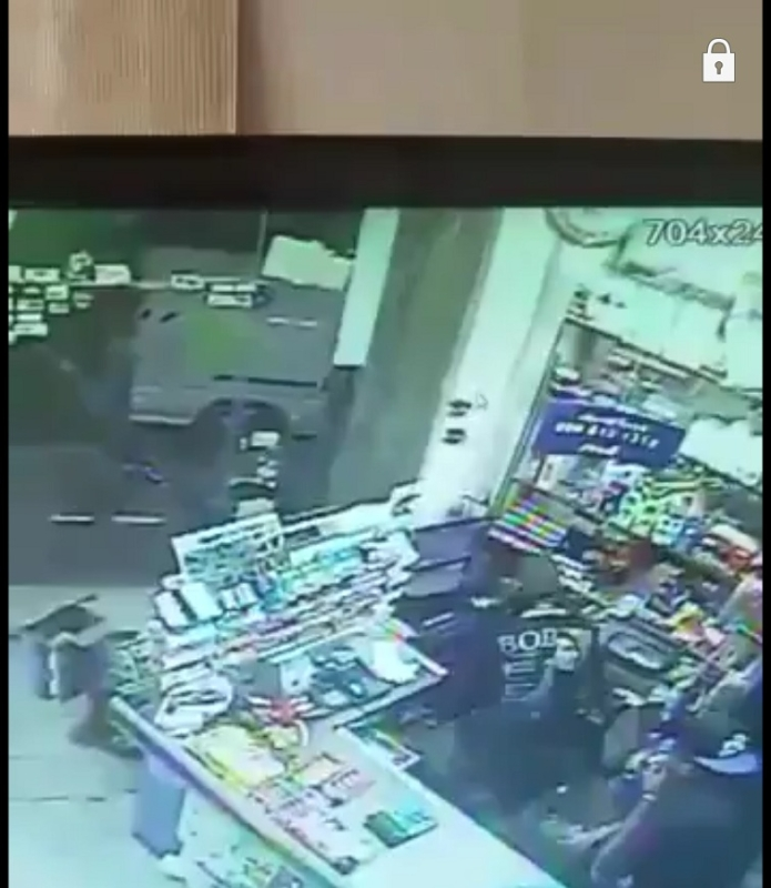 سرقة محل الدمام (1)
