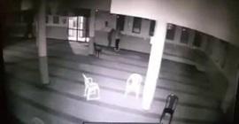 سرقة مسجد