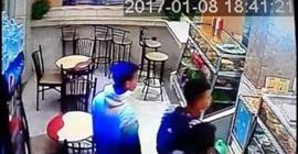 سرقة مطعم
