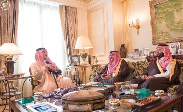 سعود-الفيصل-محمد-بن-نايف-محمد-بن-سلمان