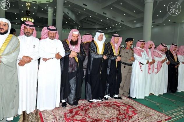 سعود-بن-نايف-الصلاة-على-ماجد-القحطاني