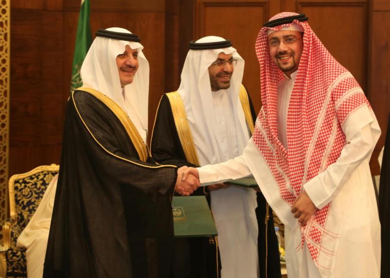 سعود بن نايف للمخترعين أنتم ثروتنا الحقيقية 1