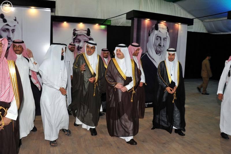 سعود بن نايف يدشن صيف الشرقية (1)