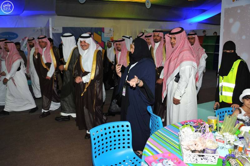 سعود بن نايف يدشن صيف الشرقية (3)