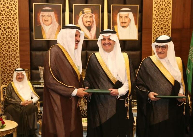 سعود بن نايفيرحب بالمبادرات النوعية التي تخدم المنطقة