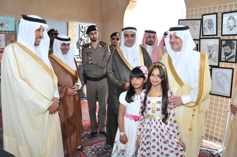سعود بن نايفيرعى مؤتمر سابك 3