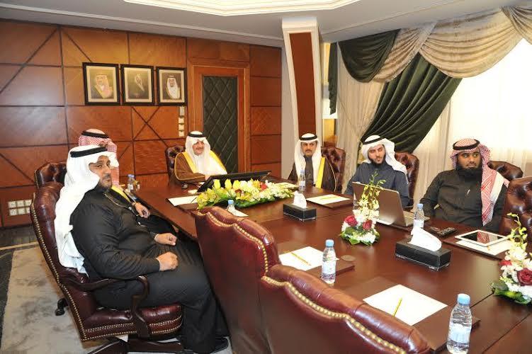 سعود بن نايف يطلق ربيع النعيرية إكترونيآ
