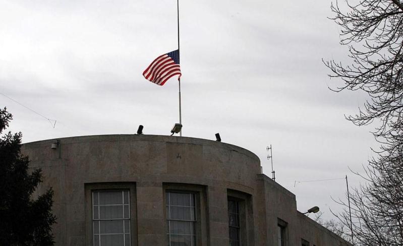 سفارة أميركا في أنقرة
