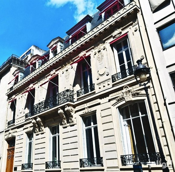 سفارة السعودية في باريس