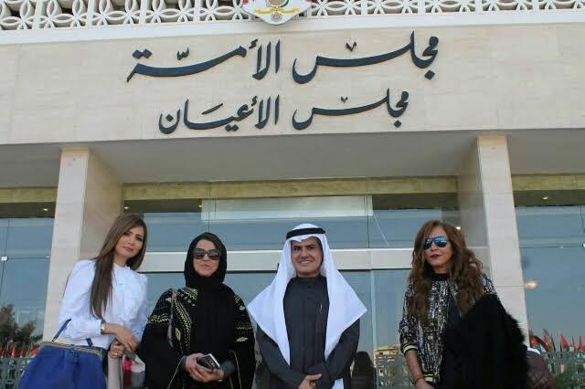 سفارة المملكة بالأردن تنظم سلسلة جولات ميدانية لوفد الاعلاميات السعوديات 7