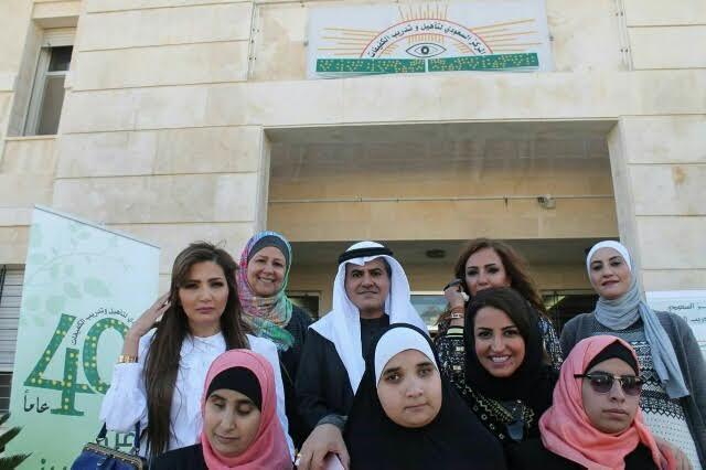 سفارة المملكة بالأردن تنظم سلسلة جولات ميدانية لوفد الاعلاميات السعوديات 8