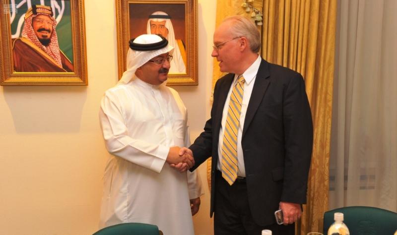 سفارة المملكة لدى الولايات المتحدة تحتفي بعيد الأضحى المبارك 1