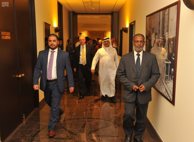 سفارة المملكة لدى الولايات المتحدة تحتفي بعيد الأضحى المبارك 4