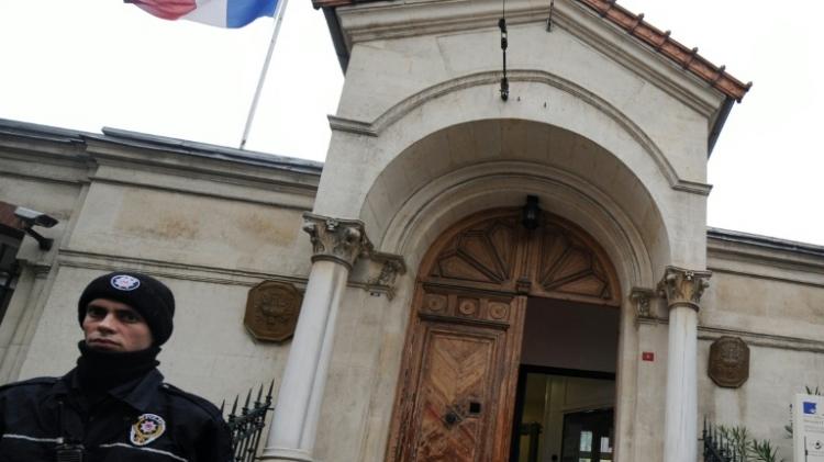 سفارة فرنسا في تركيا