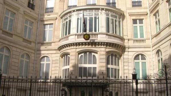 سفارة قطر بمصر