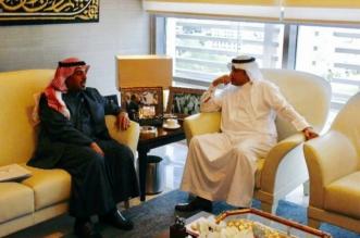 قبيل زيارة الملك سلمان..سفيرنايناقش مقترحات مجلس الأعمال الأردني السعودي - المواطن