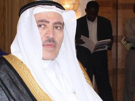 سفير خادم الحرمين الشريفين لدى السودان فيصل بن حامد معلا