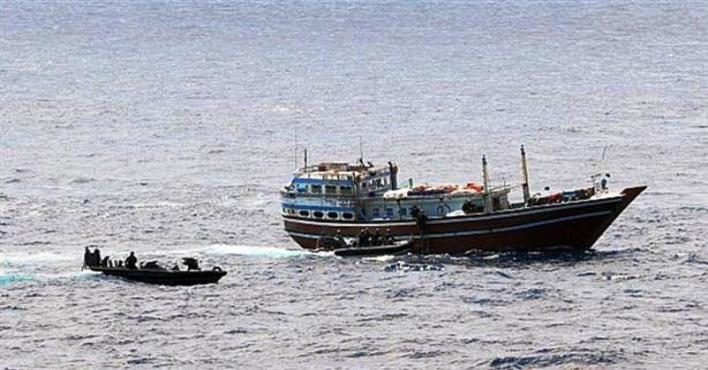سفينة إيرانية - اليمن (1)