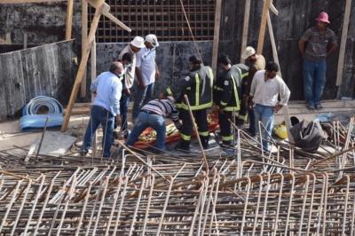 سقوط خزان ارضي يتسبب بوفاة وإصابات في عنيزة2