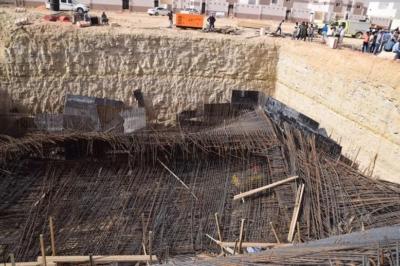 سقوط خزان ارضي يتسبب بوفاة وإصابات في عنيزة8