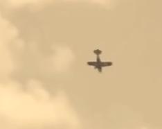 سقوط طائرة بكندا
