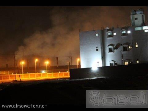 سكان بحرة يشكون من الغازات السامة وملوثات المصانع ! (2)