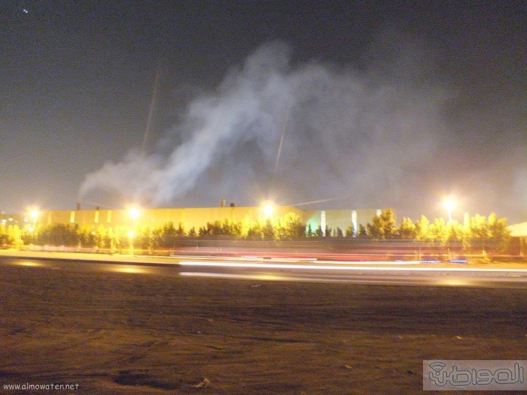 سكان بحرة يشكون من الغازات السامة وملوثات المصانع ! (5)