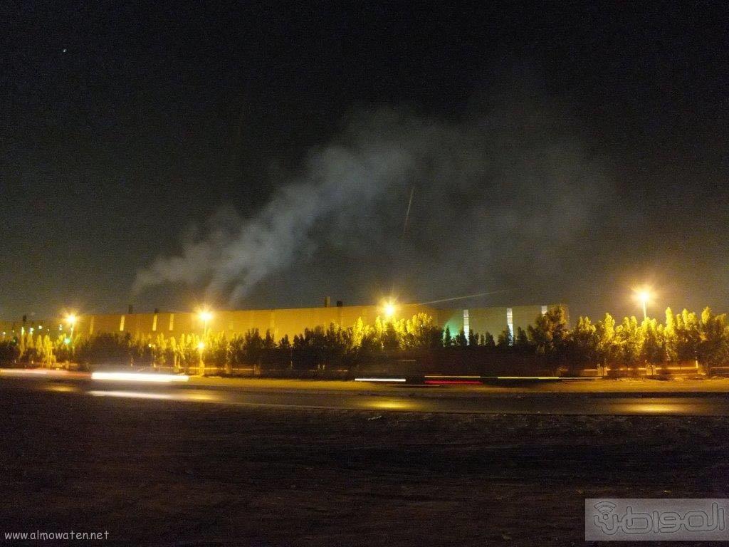 سكان بحرة يشكون من الغازات السامة وملوثات المصانع ! (6)