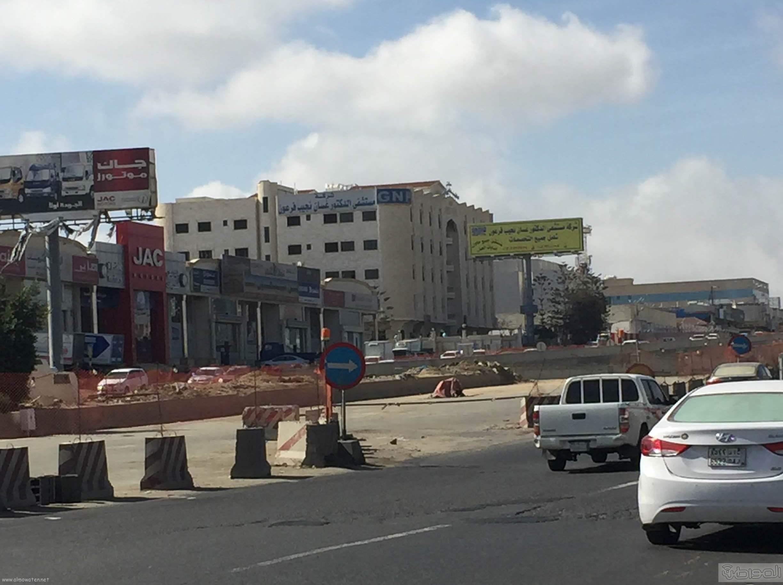 سكان خميس مشيط يعانون من تعثر المشاريع البلديه واهمها مشروع نفق المعارض (5)